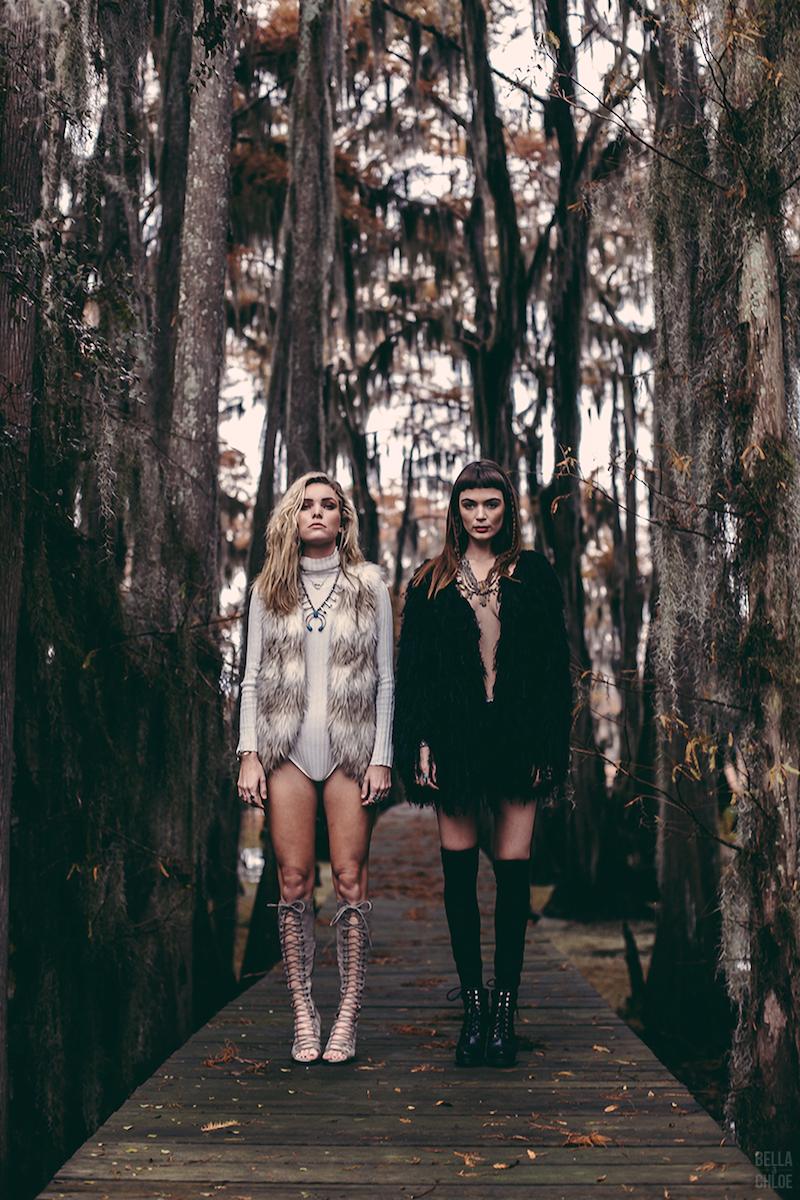 Bella & Chloe - Asher Moss