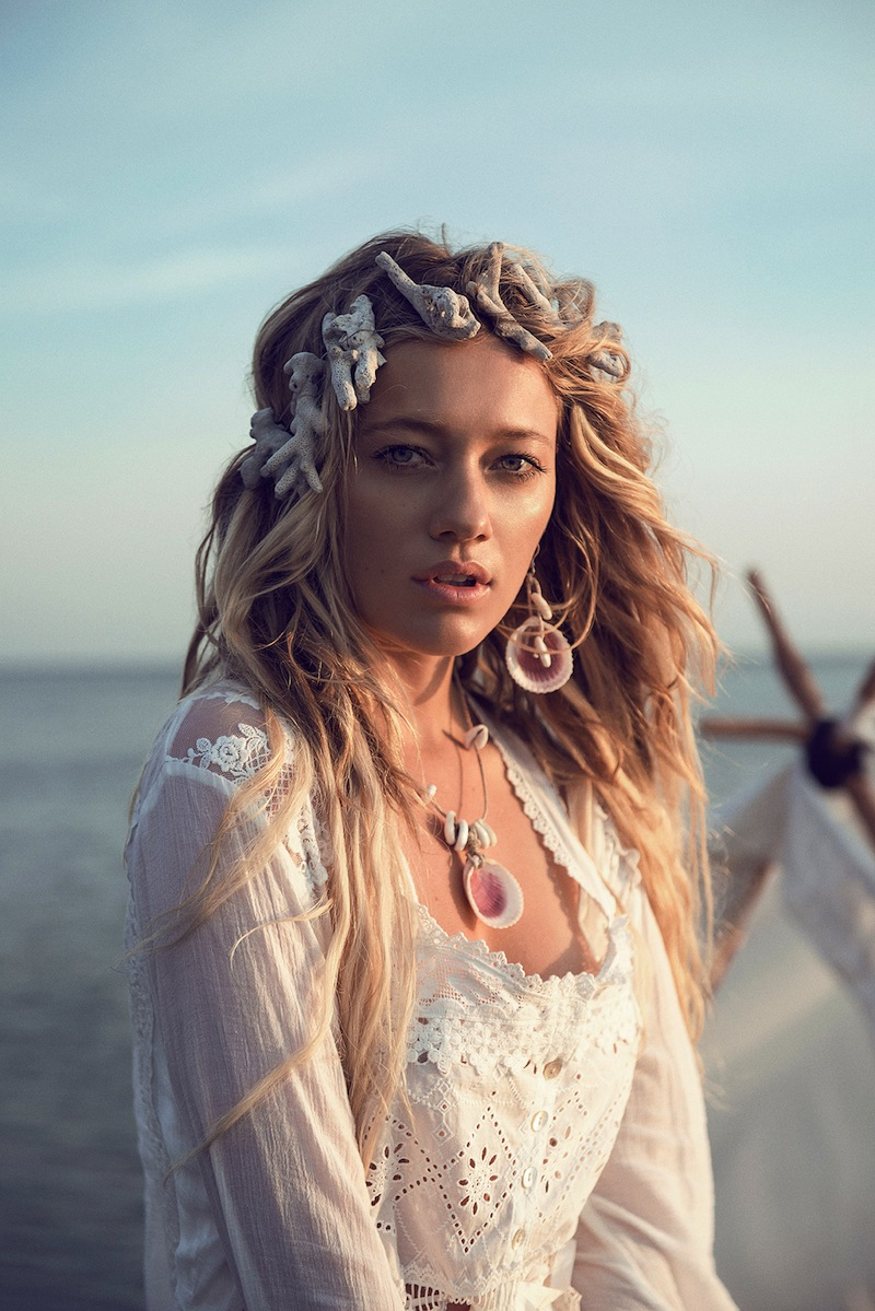 "Spell & the Gypsy Collective ""Island Boho"" lookbook"