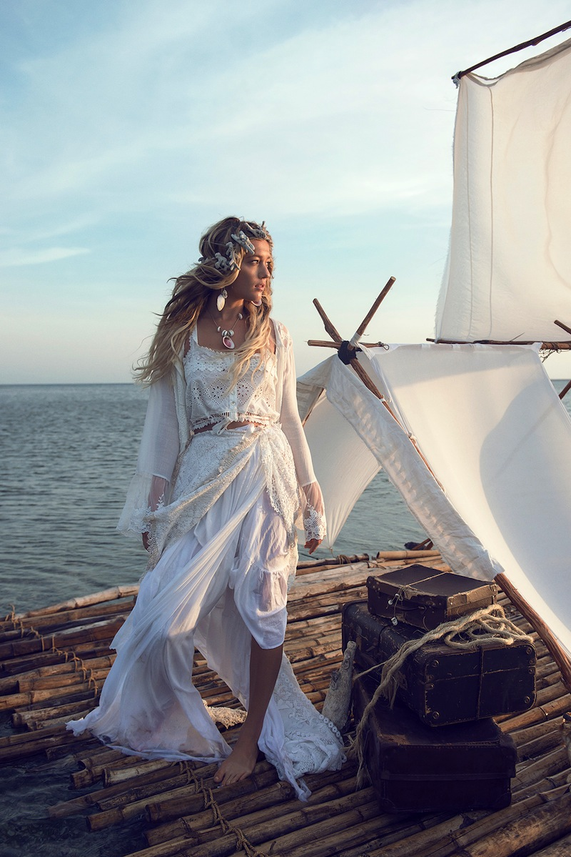Spell & the Gypsy - Zippora Seven