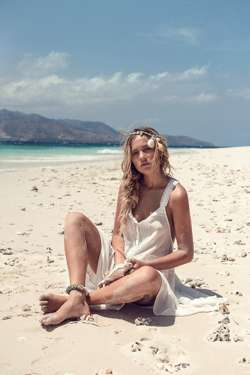 Zippora Seven - Savannah Tback dress