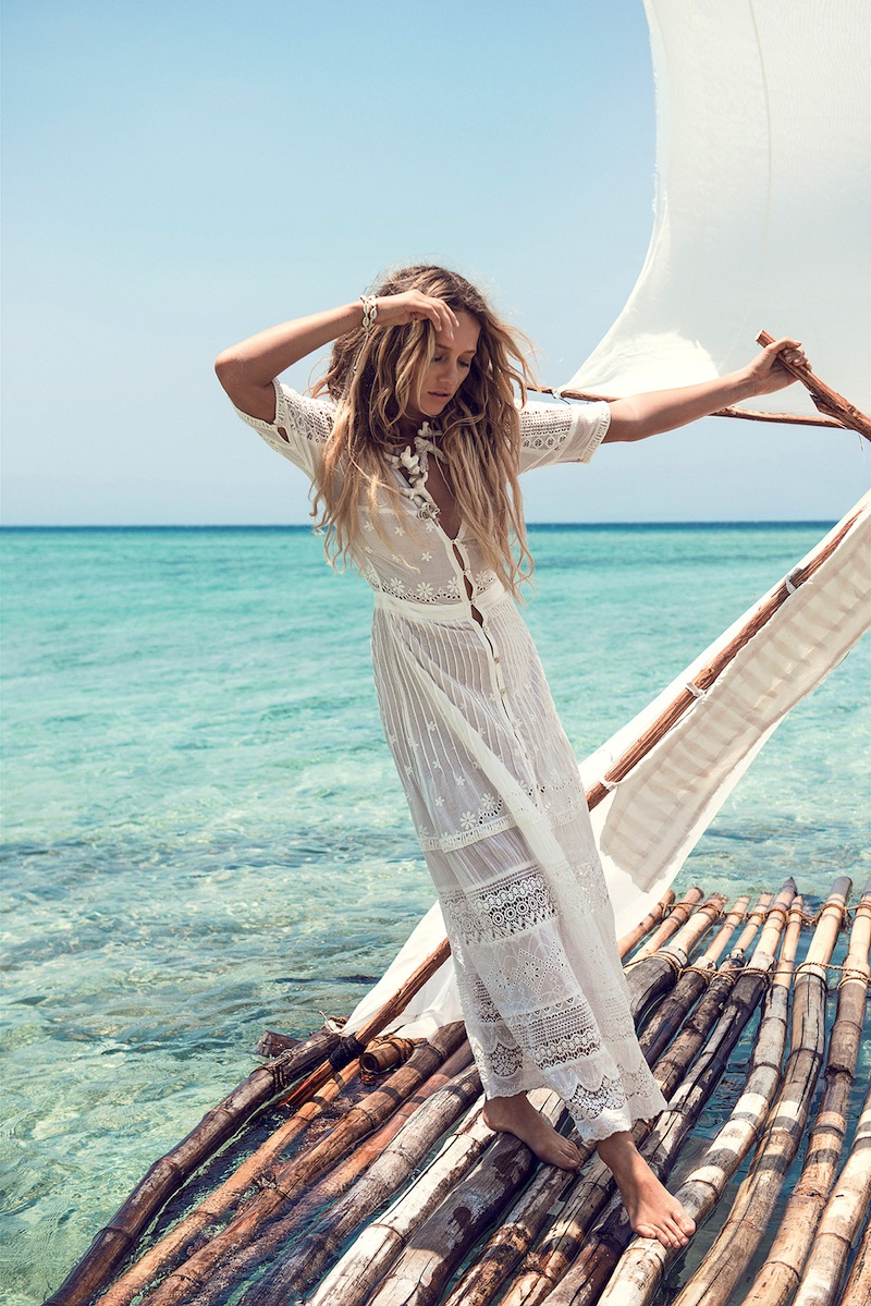 Zippora Seven - Sahara-Maxi-Dress
