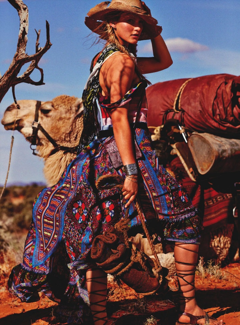 Marie Claire Australia editorial