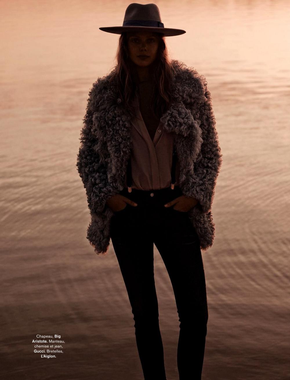 Frida-Gustavsson - Glamour Paris