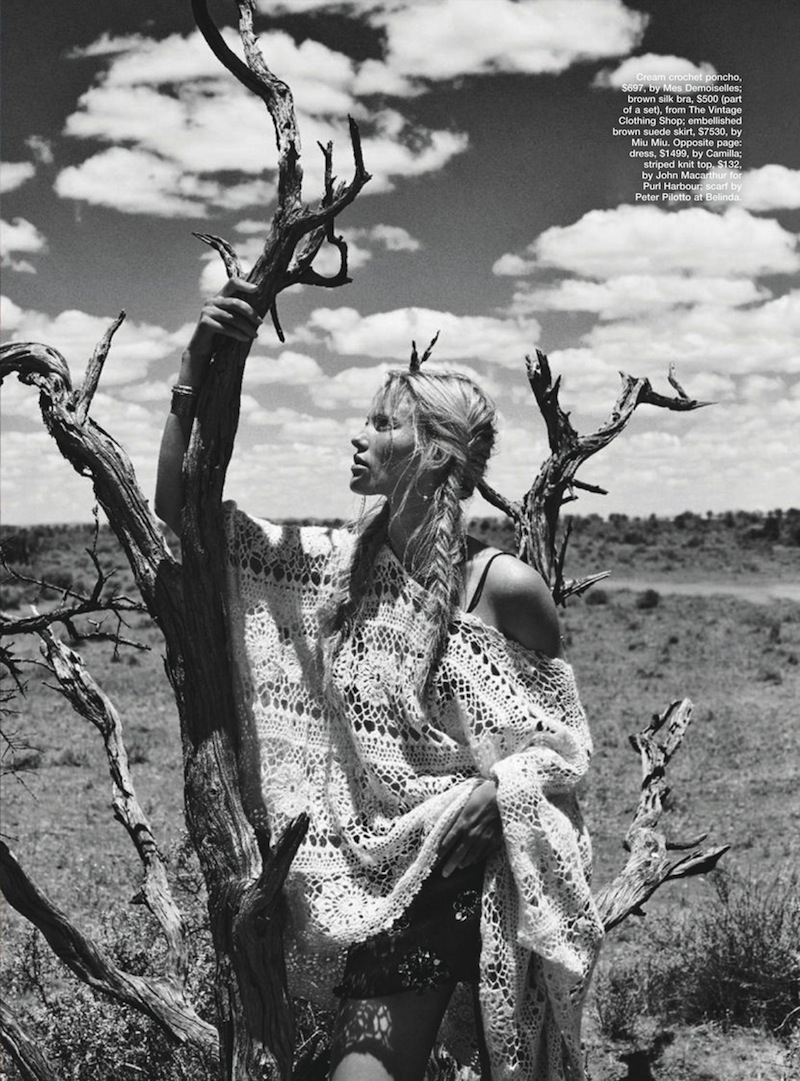 Marie Claire Australia March 2015