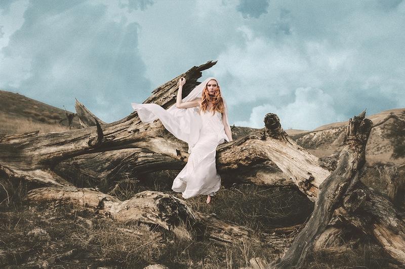 Olivia Malone for Mara Hoffman