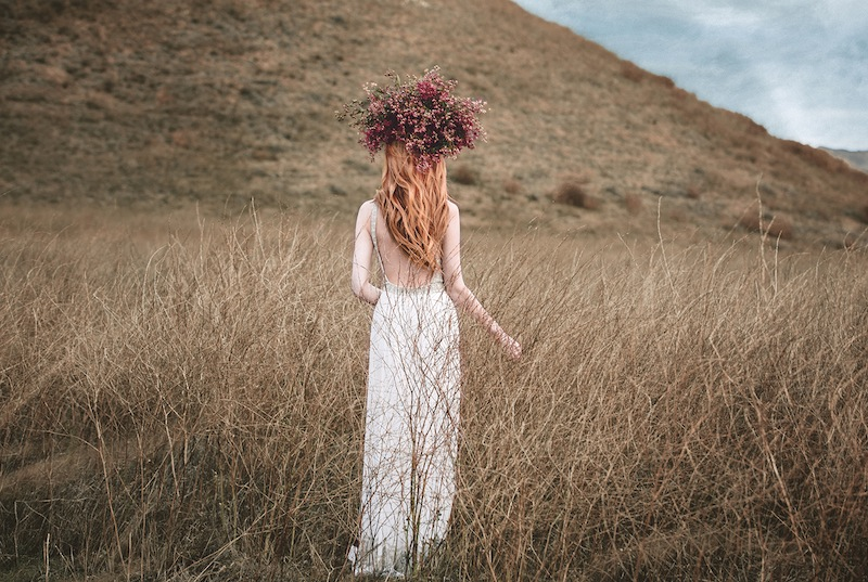 photography Olivia Malone - hair Ashlee Rose Clay