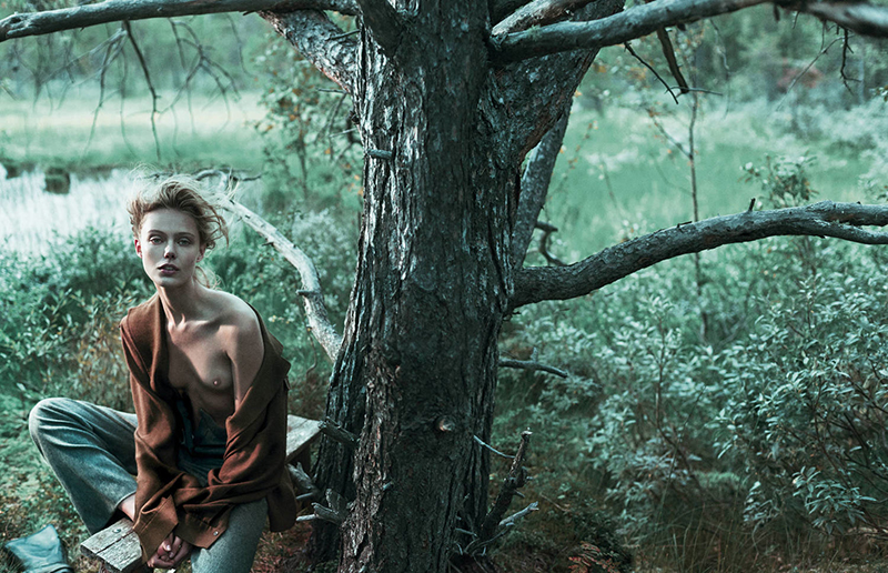 Frida Gustavsson - into the wild