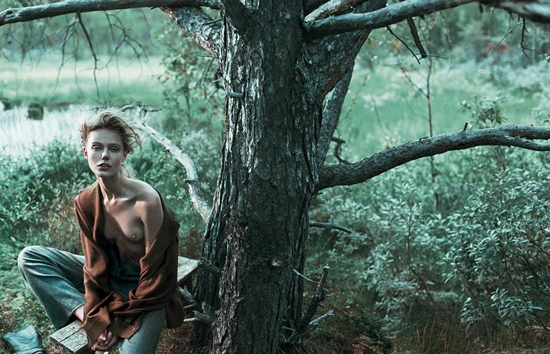 Frida Gustavsson - into the wild