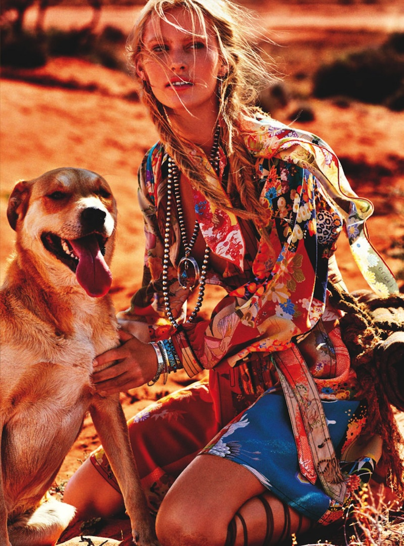 Marie Claire Australia - The Wanderer