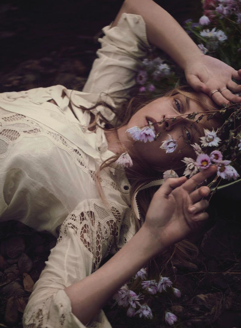Teresa Palmer by Will Davidson