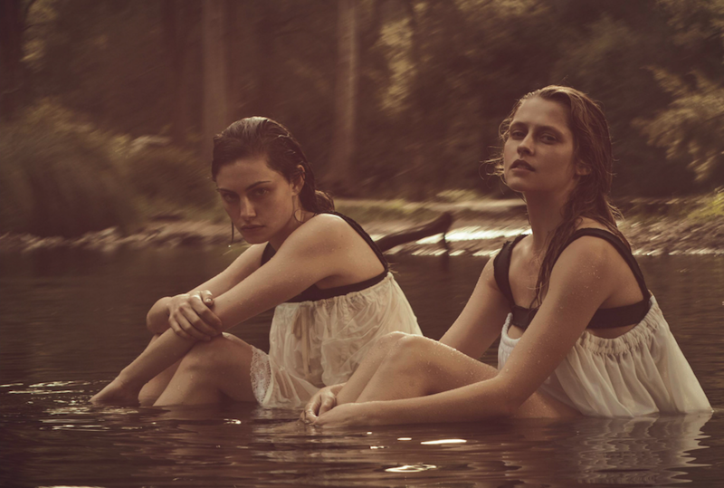 """Lost In Time"" editorial by Will Davidson"