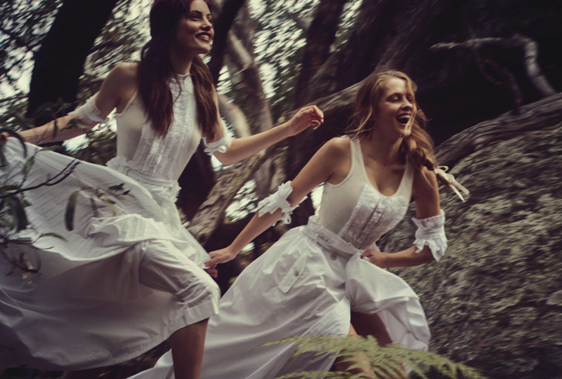 Vogue Australia March - photography Will Davidson