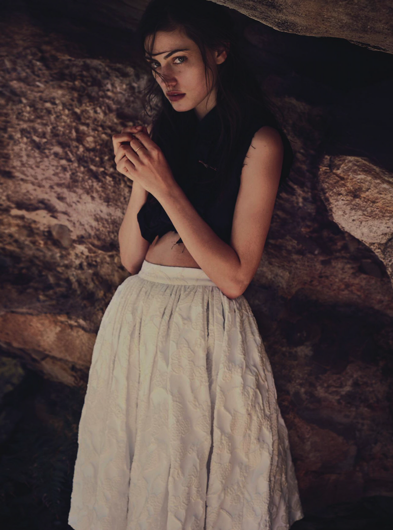 Vogue Australia March 2015 - photography by Will Davidson