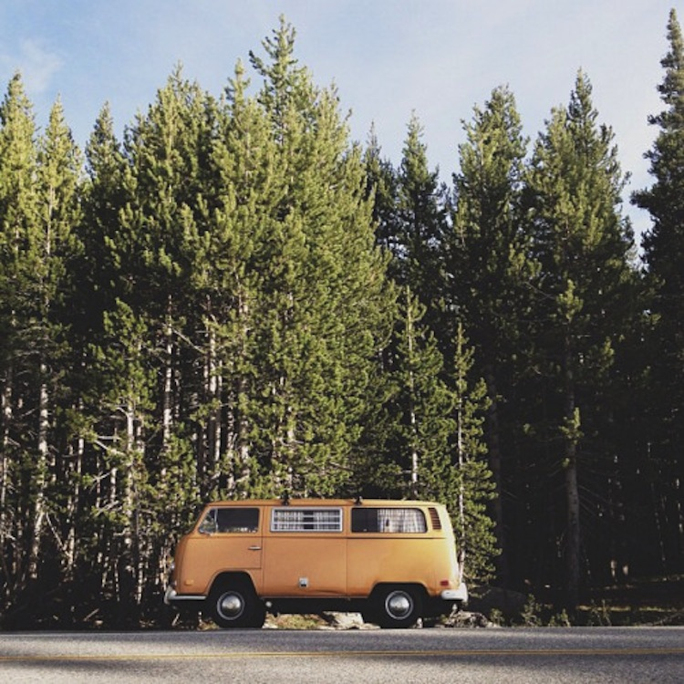 travelling photographer Kevin Russ