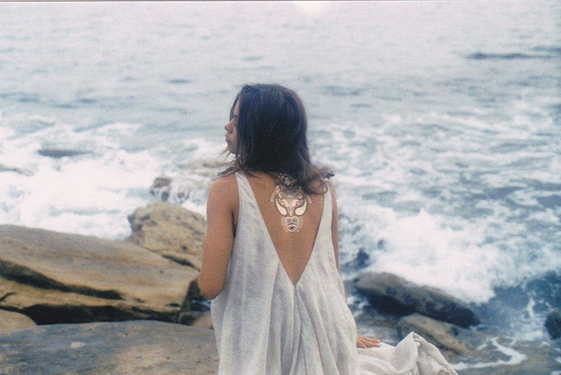 mermaid Mimi Elashiry