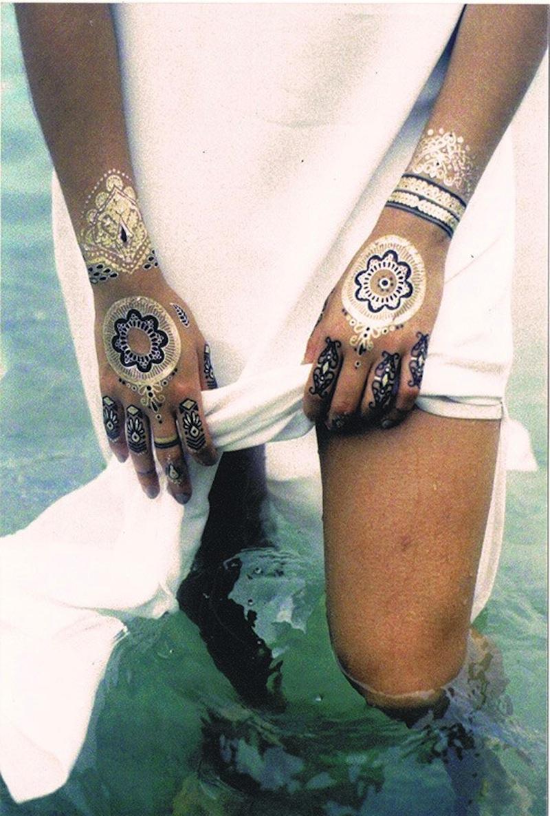 Mimi Elashiry - tattoos