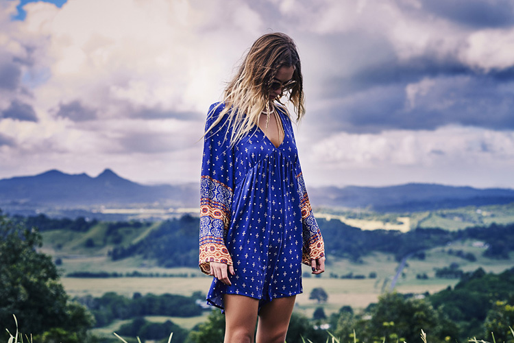 The Freedom State - styling Kate Boyd
