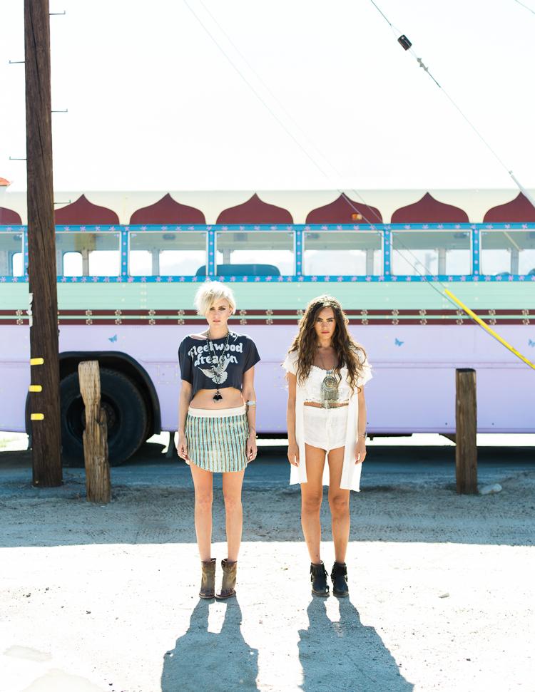 Van de Vort Festival Fortunes lookbook - Kylie Cusick & Leore Hayon