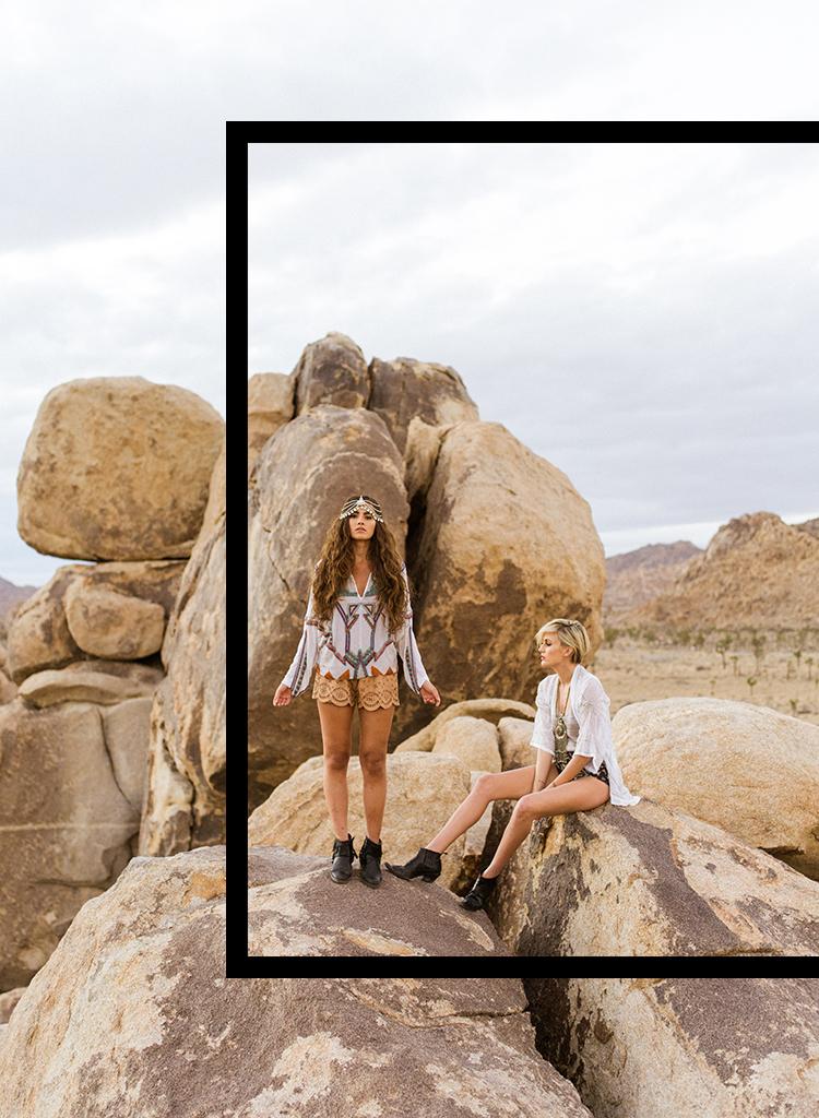 Kylie Cusick & Leore Hayon