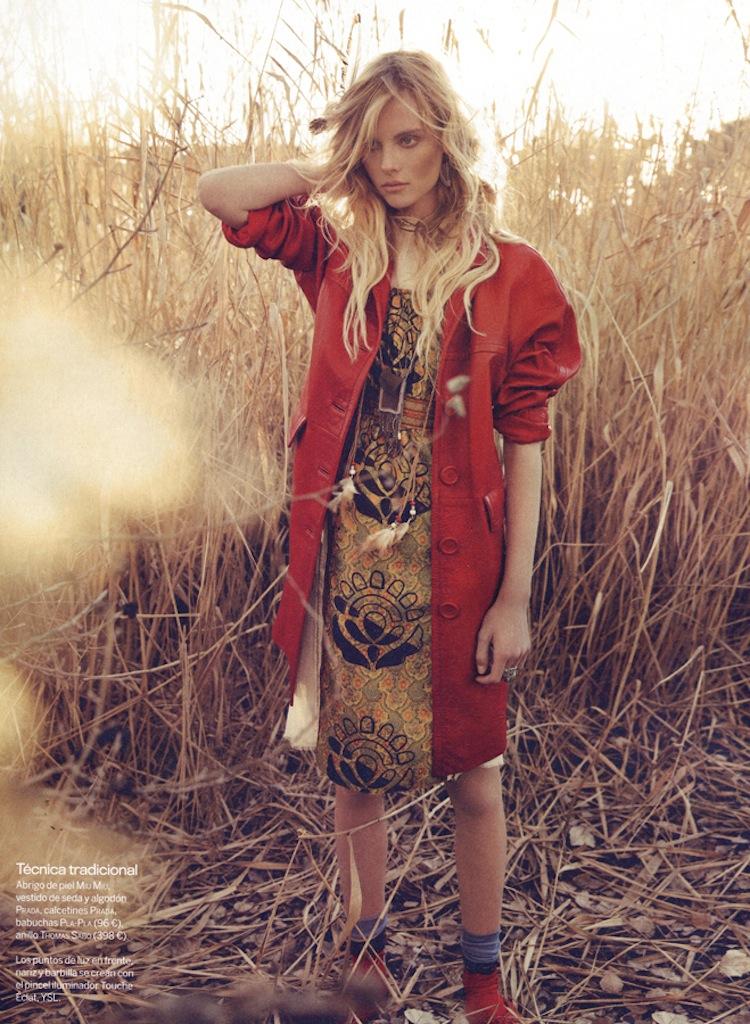 Woman Magazine - shot by Richard Ramos