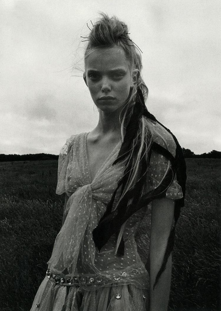 muse Tanya Dziahileva