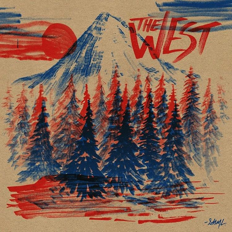 The West - Sam Larson