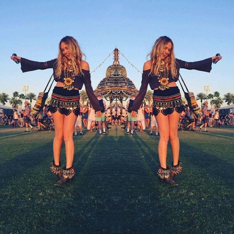 Coachella 20145 style