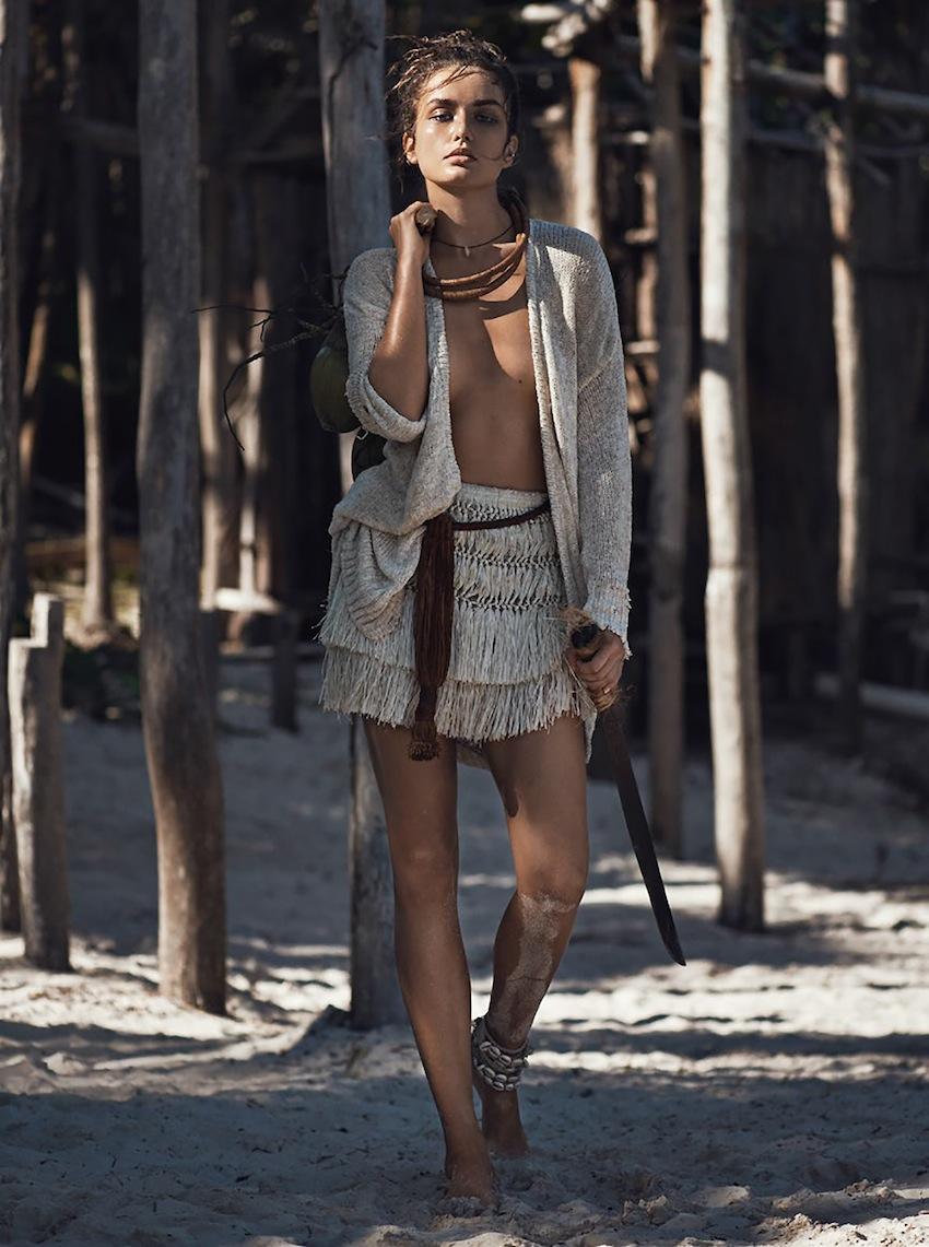 beauty Andreea Diaconu
