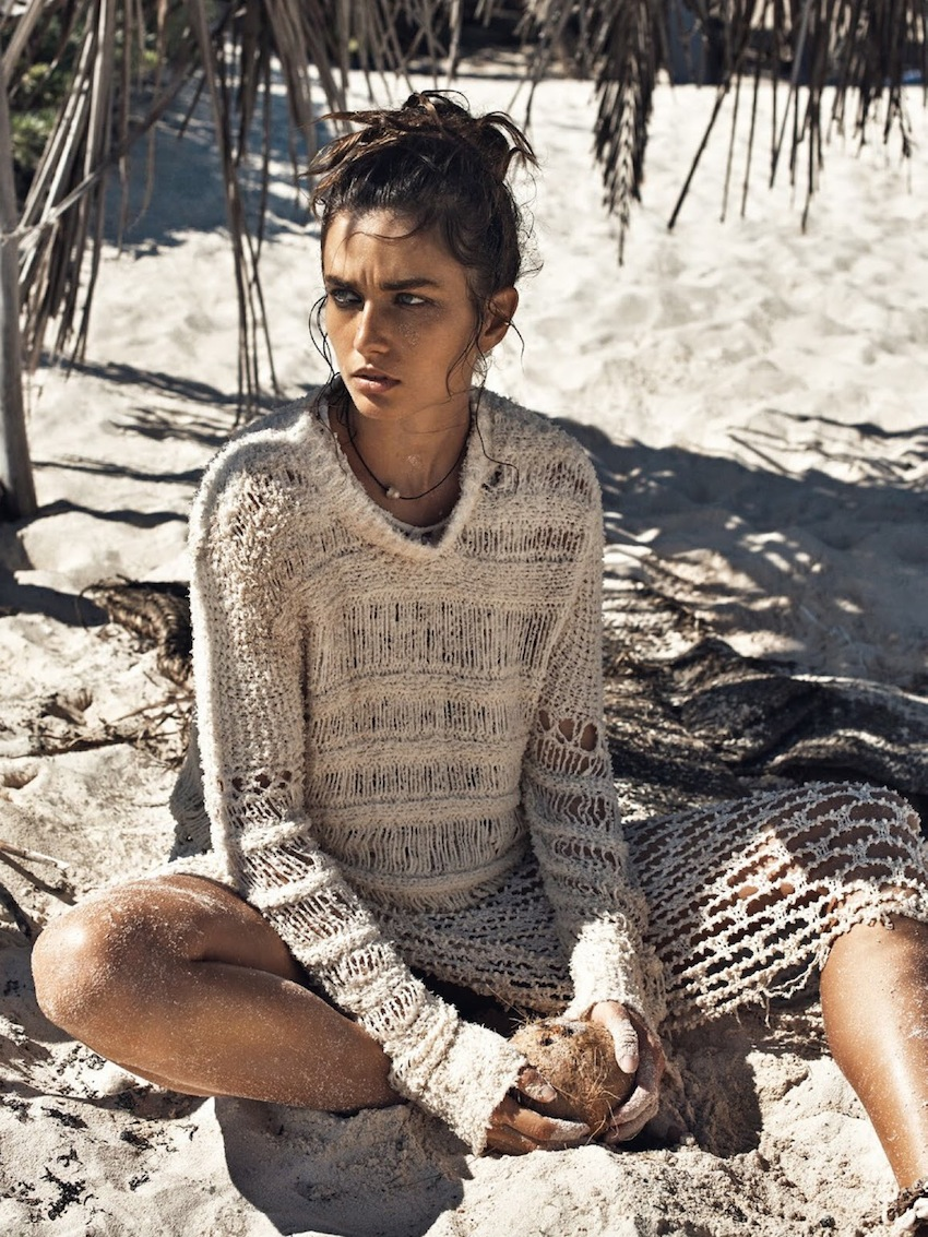Vogue Paris May 2015 - Andreea Diaconu