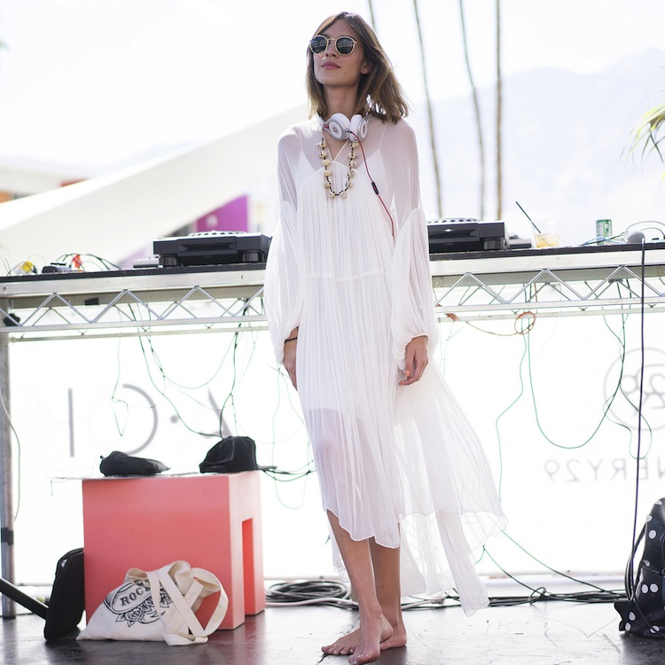 Coachella 2015 - Alexa Chung