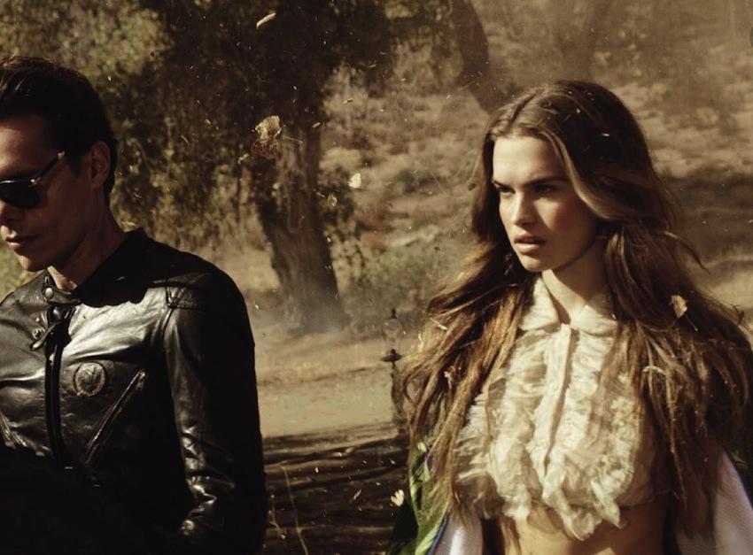 Vogue Italia April