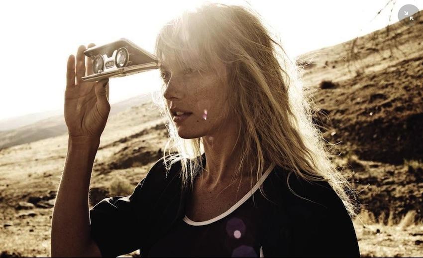 Michel Comte - photogarpher for Vogue