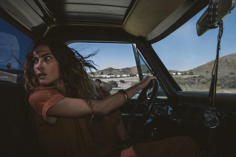 So It Goes Magazine #5 - model Erin Wasson