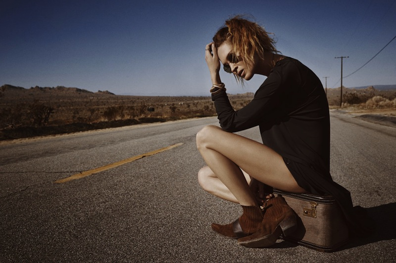 So It Goes Magazine #5 with Erin Wasson