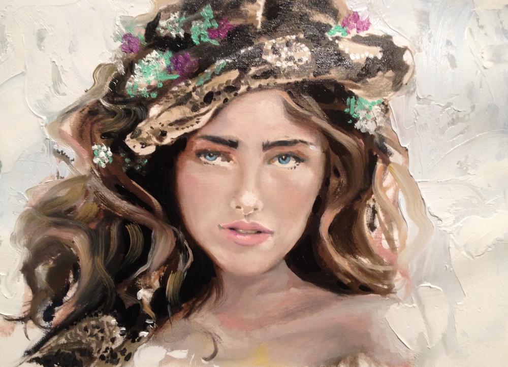 Deanna Lankin - flower child
