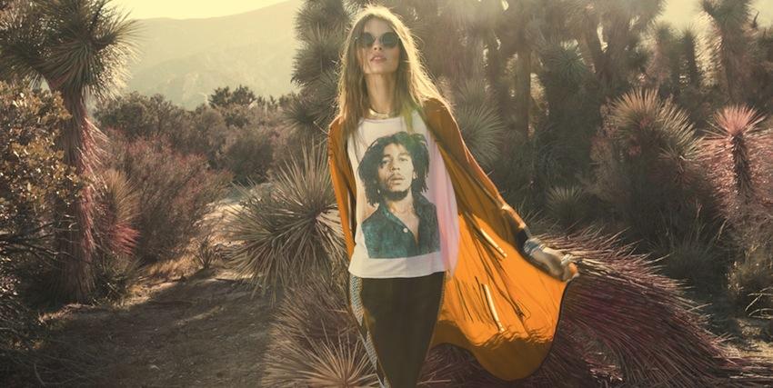 Bob Marley - Janell Shirtcliff