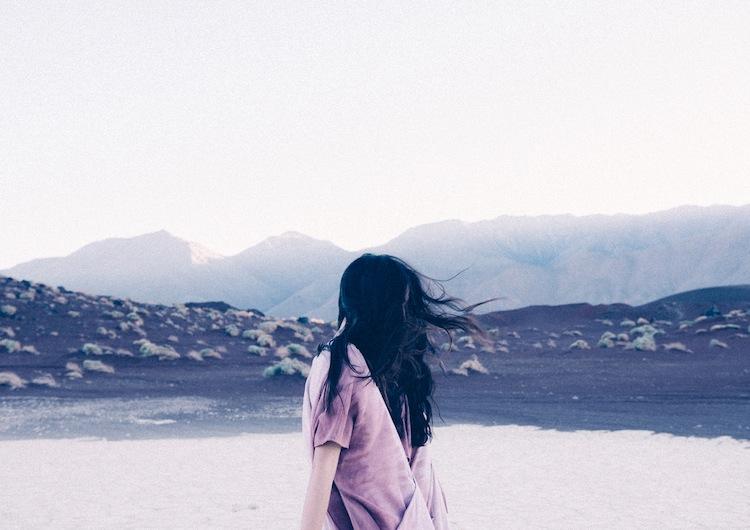 Mojave Desert - Alexandra Valenti