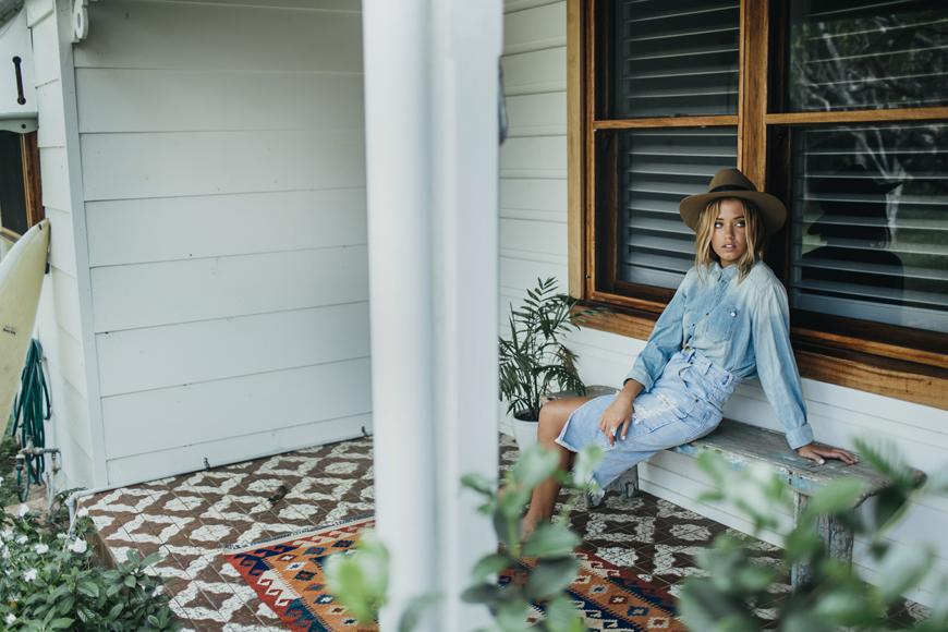 Driftlab - model Paige Maddison