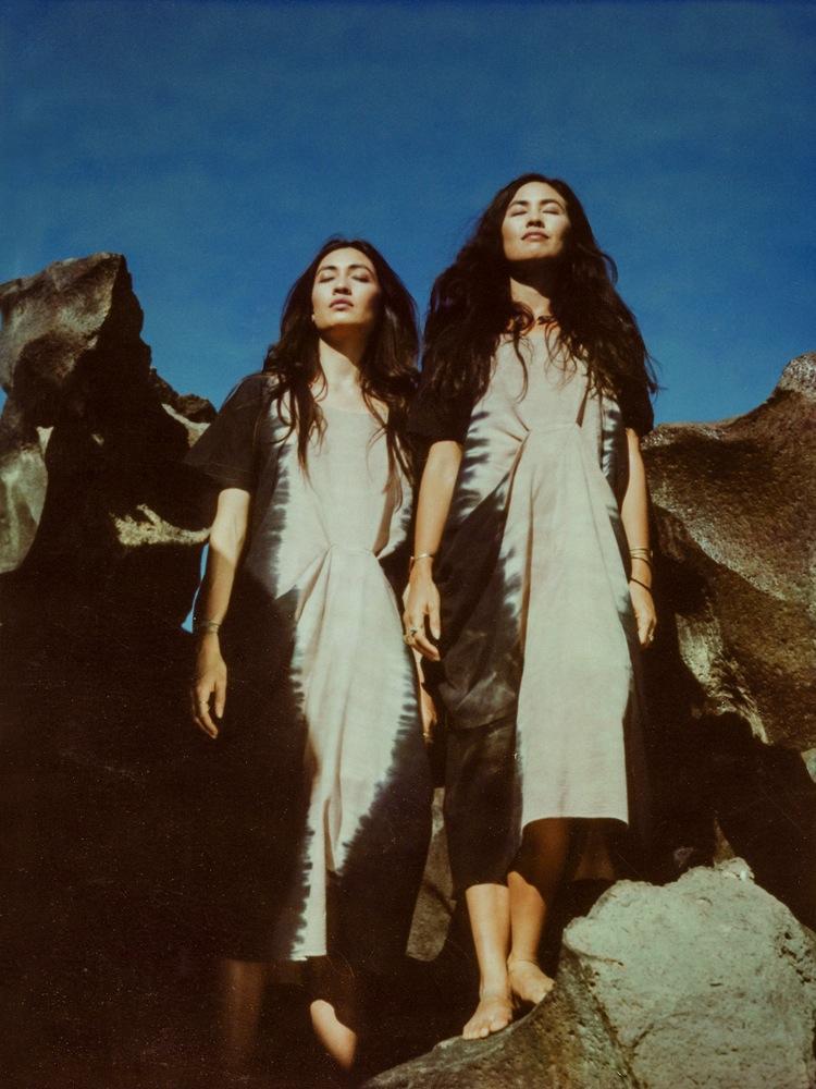 models Jessica Mau & Malia Mau by Alexandra Valenti