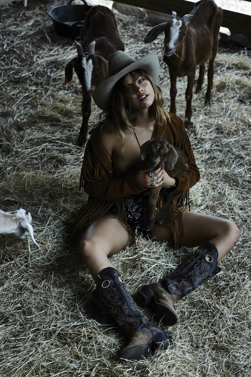 Mimi Elashiry - farmers daughter