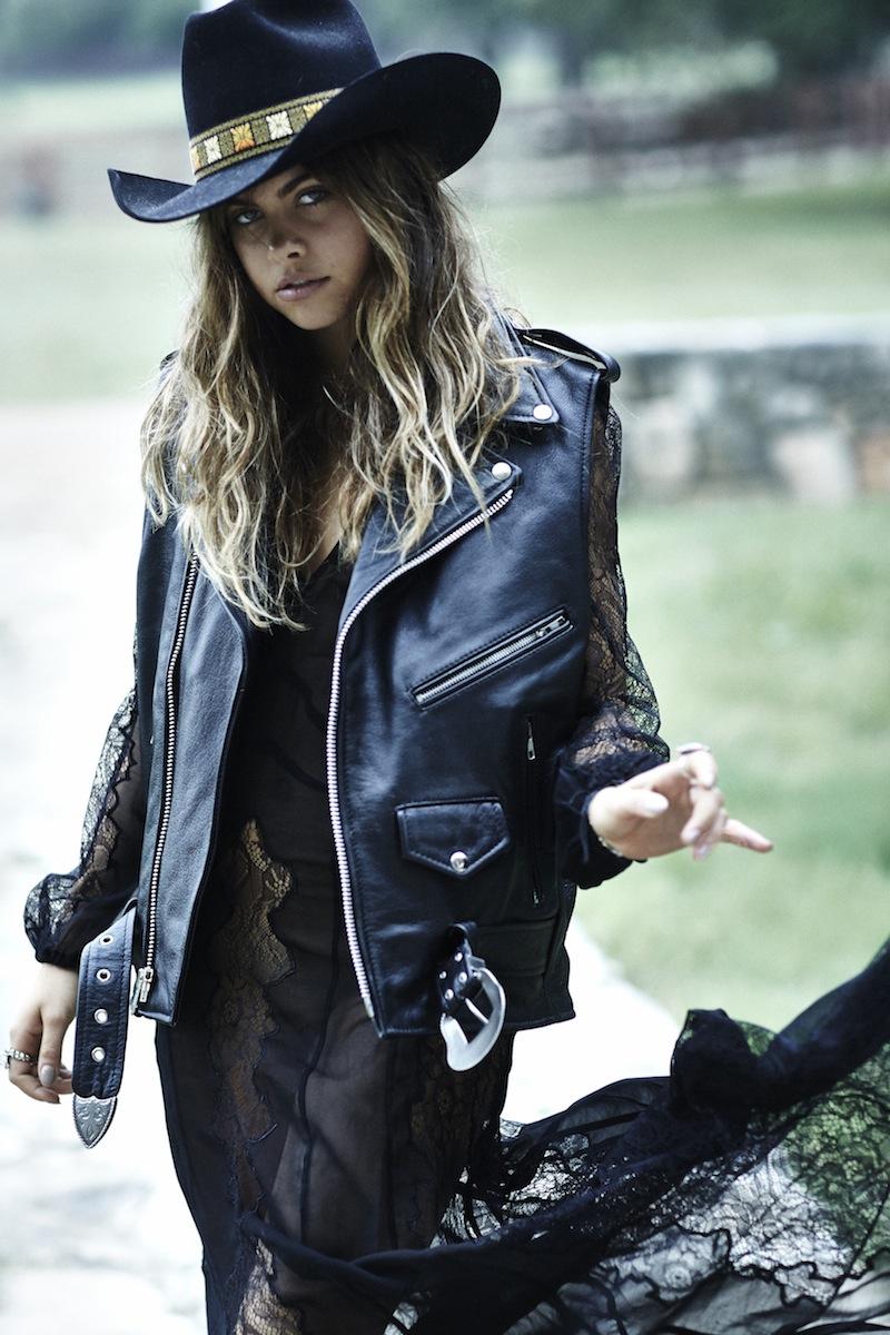 lace and leather - Mimi Elashiry