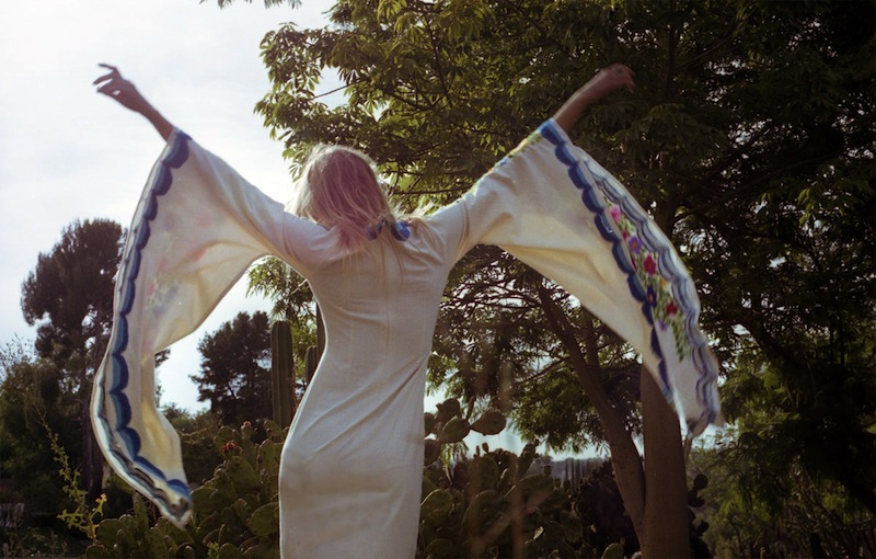 Summer of Love lookbook by Mercedes Esquivel