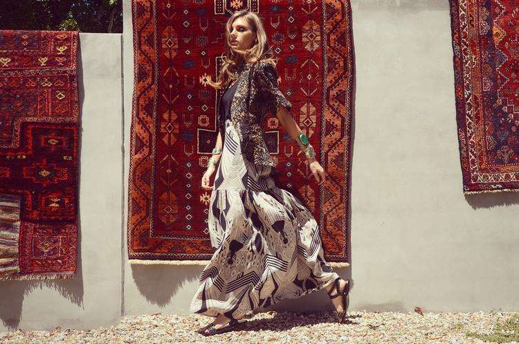 Bohemian Luxe - Caroline Monteith Wilson