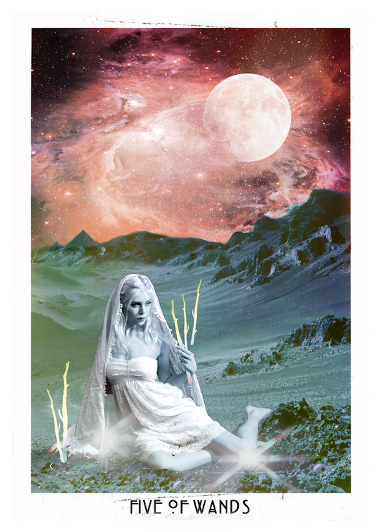 The Starchild Tarot by Danielle Noel