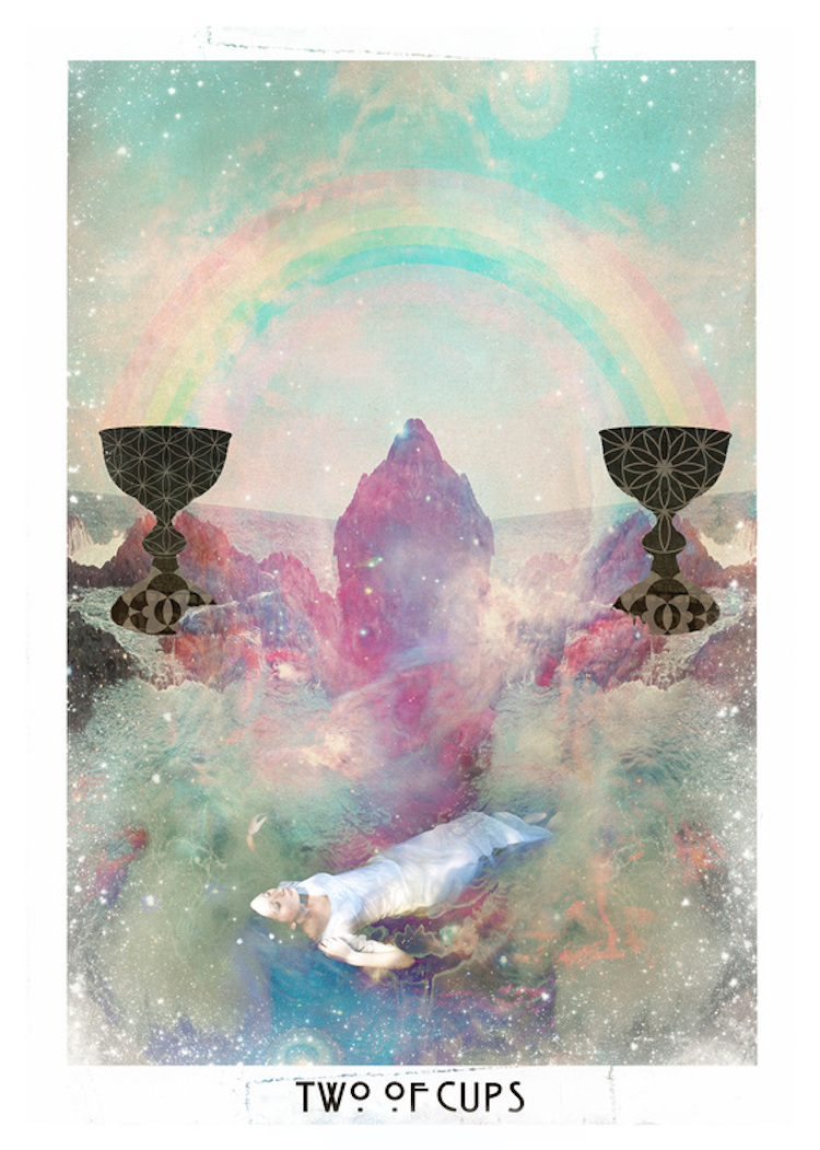 The Starchild Tarot - created by Danielle Noel