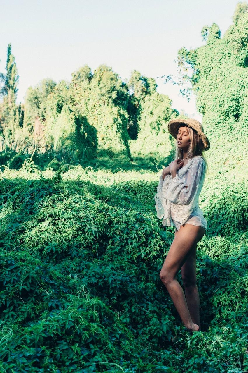 photographer Brendan Foster - model Gabrielle Sullivan