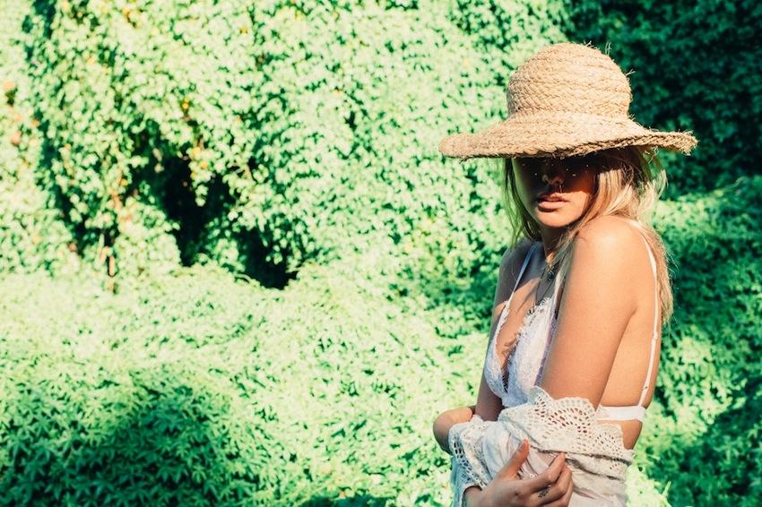 Gabrielle Sullivan - clothing Turquoise Lane