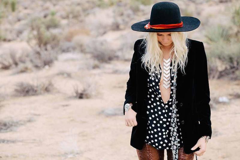 The 2 Bandits - styling Coryn Madley