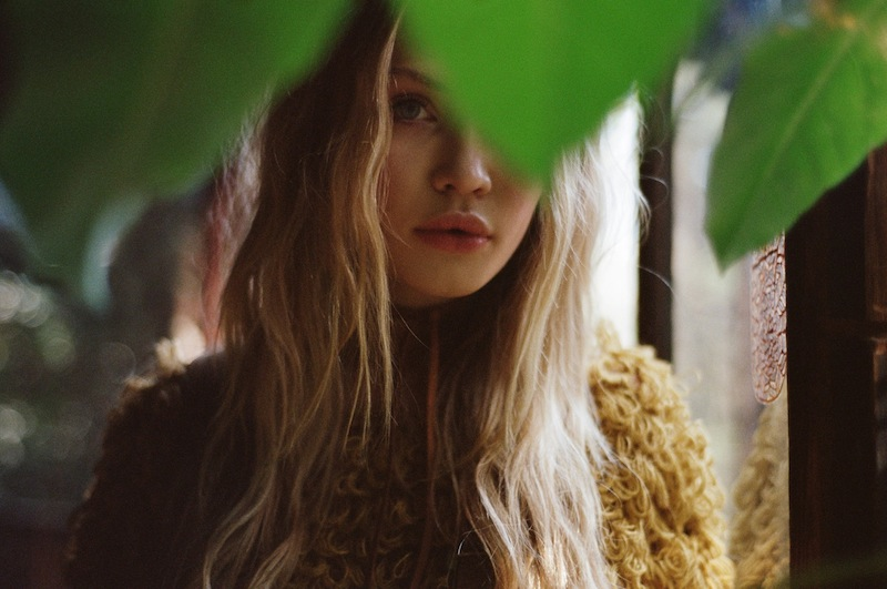 "For Love and Lemons ""Fleetwood Canyon"" Fall Knitz collection 2015"