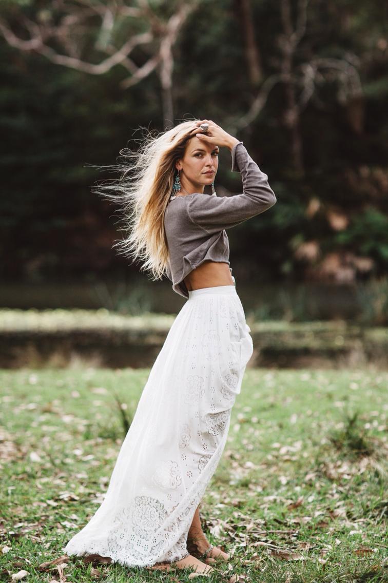 "Eastern Soul ""Wild Heart"" campaign - model Olive Cooke"